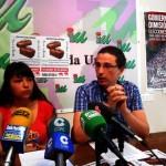 Lara Hernández (IU) estará en Puertollano para advertir de que España no es país para jóvenes