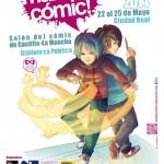 Ciudad Real: ¿Quieres participar en los talleres de Salón del Cómic de Castilla-La Mancha (Manchacómic)?
