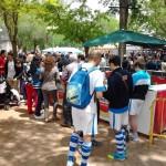 Manzanares: Acampada, verbena, procesión y juegos en la Romería de San Isidro