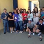 48 parejas compitieron en la Liga Local de Pádel de Manzanares
