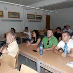 Ciudad Real: Celebradas las conferencias sobre artes marciales en la Facultad de Educación
