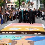 Vídeo y galería de fotos: Procesión de María Auxiliadora del Colegio Hermano Gárate