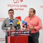 Ciudad Real: IU se postula como locomotora de una coalición alternativa de izquierdas en la región y pretende desenganchar el vagón del PSOE