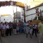 Villamayor recibió a San Isidro y cantó los mayos con cientos de asistentes