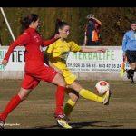 Mayte Martínez Moncayo puede convertirse en la primera infanteña en jugar al fútbol en Primera División