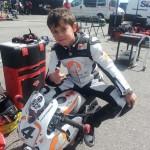 Motociclismo: Un campeón desde la cuna en Argamasilla de Calatrava