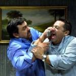 """Valdepeñas: Pepón Nieto y Paco Tous, """"Mitad y mitad"""", mañana viernes en el Teatro Auditorio"""