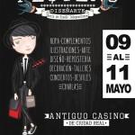 Ciudad Real: Vuelve Pequeño Diseñarte el próximo 9 de mayo al Antiguo Casino
