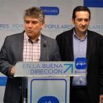 """El PP se felicita por su """"rotundo triunfo"""" sobre el PSOE, convencido de contar con """"el respaldo"""" de los ciudadanos"""