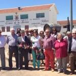 """Cotillas (PP) insiste en la necesidad de ir a votar el próximo día 25 ya que """"Ciudad Real es una de las provincia que más se juega en Europa"""""""