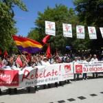 Primero de Mayo en Puertollano: El bucle de la desesperanza