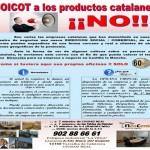 """Una empresa de Ciudad Real ofrece a las catalanas """"camuflarse"""" de manchegas para evitar boicots a sus productos"""