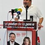 Ciudad Real: IU aboga por el impago de la deuda frente a la «ausencia» de programa del PSOE y la continuidad del «austericidio» que supone el PP