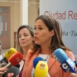 """Rosa Romero afirma que el """"pufo"""" de la adjudicación de contratos durante el gobierno de Barreda """"huele mal"""""""