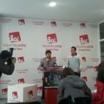 Ciudad Real: Izquierda Unida acusa a la policía de prevaricación tras conocerse la sanción de 400 euros a dos activistas de la PAH por «alteración del orden público»