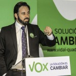 """Santiago Abascal (VOX): """"La cúpula del Partido Popular es socialdemócrata mientras que su base social está en la derecha, como nosotros"""""""
