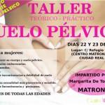 Ciudad Real: El Centro Matronatal organiza un taller de suelo pélvico