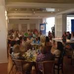 Carlos Cotillas y Teresa Novillo celebran una reunión con más de un centenar de mujeres en Tomelloso