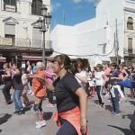 Ciudad Real: Afanion llena de ritmo la Plaza Mayor