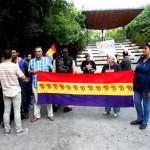 Abdicación del Rey: Ciudadanos de Puertollano se concentran para exigir un referéndum entre monarquía o república