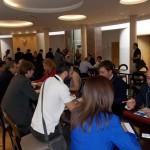 Cientos de contactos comerciales en el IV Encuentro de Negocios de AJE Ciudad Real