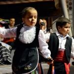 """El Festival Infantil de Folclore """"Lugar Nuevo"""" alcanza la decimoquinta edición"""