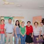 AMFAR arranca su actividad en Horcajo de los Montes abordando la alimentación saludable