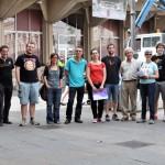 Ciudad Real: La Asamblea Popular recoge en dos días 1.500 firmas a favor del referéndum