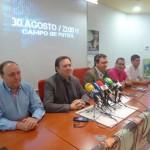 Alcázar de San Juan: El Ayuntamiento confía en el «impulso económico y social» de un concierto de David Bisbal