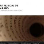 """Una """"Bitácora Musical"""" para la prometedora aventura de la Asociación Banda de Música de Puertollano"""