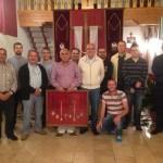 Alberto Aparicio es el nuevo presidente de la Junta de Hermandades y Cofradías de Almagro