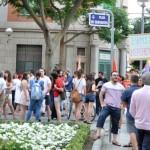 Ciudad Real: La indiferencia se proclama reina el día de la entronización de Felipe VI