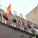«Es inaudito que el PP lo permita»: VOX Ciudad Real exige responsabilidades al equipo de Gobierno «por permitir» la colocación de la bandera republicana