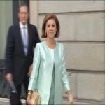 """Cospedal: """"La figura de Felipe VI sabrá conjugar la modernidad de su generación con la necesaria estabilidad del país"""""""