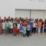 Fin de curso escolar y entrega de orlas en Almagro