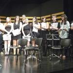 Puertollano: Adolfo Muñiz se despide como director del Conservatorio en el concierto fin de curso