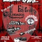 Este sábado, Estayike 2014: Se avecina una descarga de rock en Piedrabuena