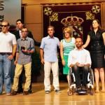 """Ciudad Real: La alcaldesa califica de """"ejemplares"""" a los deportistas premiados en la Gala Municipal del Deporte 2014"""
