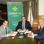 Globalcaja pone a disposición del Colegio de Agentes Comerciales de Ciudad Real líneas de financiación específicas para el sector