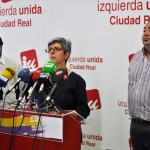 """Ciudad Real: Soánez (IU) critica el carácter """"antidemocrático"""" de Rosa Romero que dio una respuesta """"poco limpia"""" al suceso de las banderas"""