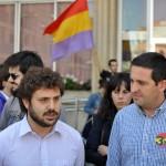 Ciudad Real: Izquierda Unida pide paso para la «marea republicana» y la celebración de un referéndum sobre la monarquía, una institución «insalvable»
