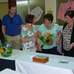 La Asociación de Amas de Casa de Manzanares muestra sus trabajos