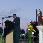 La Avenida del Parque celebró sus terceras fiestas dedicadas a San Antonio
