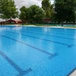 Comienza la temporada en la piscina municipal de verano en Manzanares