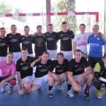 """""""Siemprejamón"""", campeón de la Liga Local de Fútbol Sala 2014"""