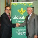 Globalcaja firma un ambicioso convenio con el Colegio de Médicos de Ciudad Real