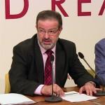 Ciudad Real: De Lara pide perdón al delegado de CMT, aunque escudándose en que la calle pide espontaneidad a los políticos