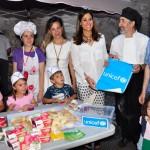Ciudad Real: Rosa Romero se empapa del ambiente de una Noche Blanca de «éxito»