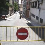 Puertollano: El Ayuntamiento establece una nueva ordenación del tráfico durante las obras de la Plaza Constitución