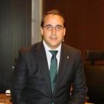 Pedro Palacios Gómez, nuevo director general de Globalcaja tras la jubilación de Ernesto Berdala